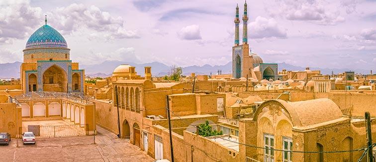 Tours of Yazd , IranIsfahanTour.Com